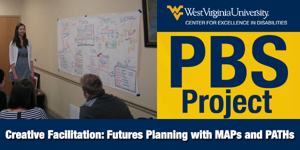 Creative Facilitation: Futures Planning with MAPs and PATHs