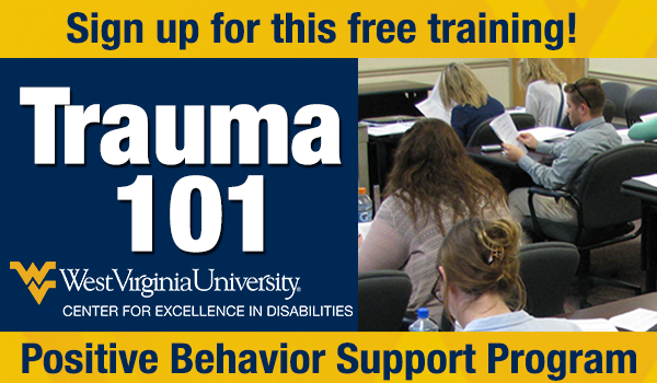Sign up for this free training! Trauma 101